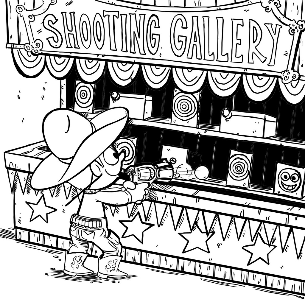 Shooting Gallery image