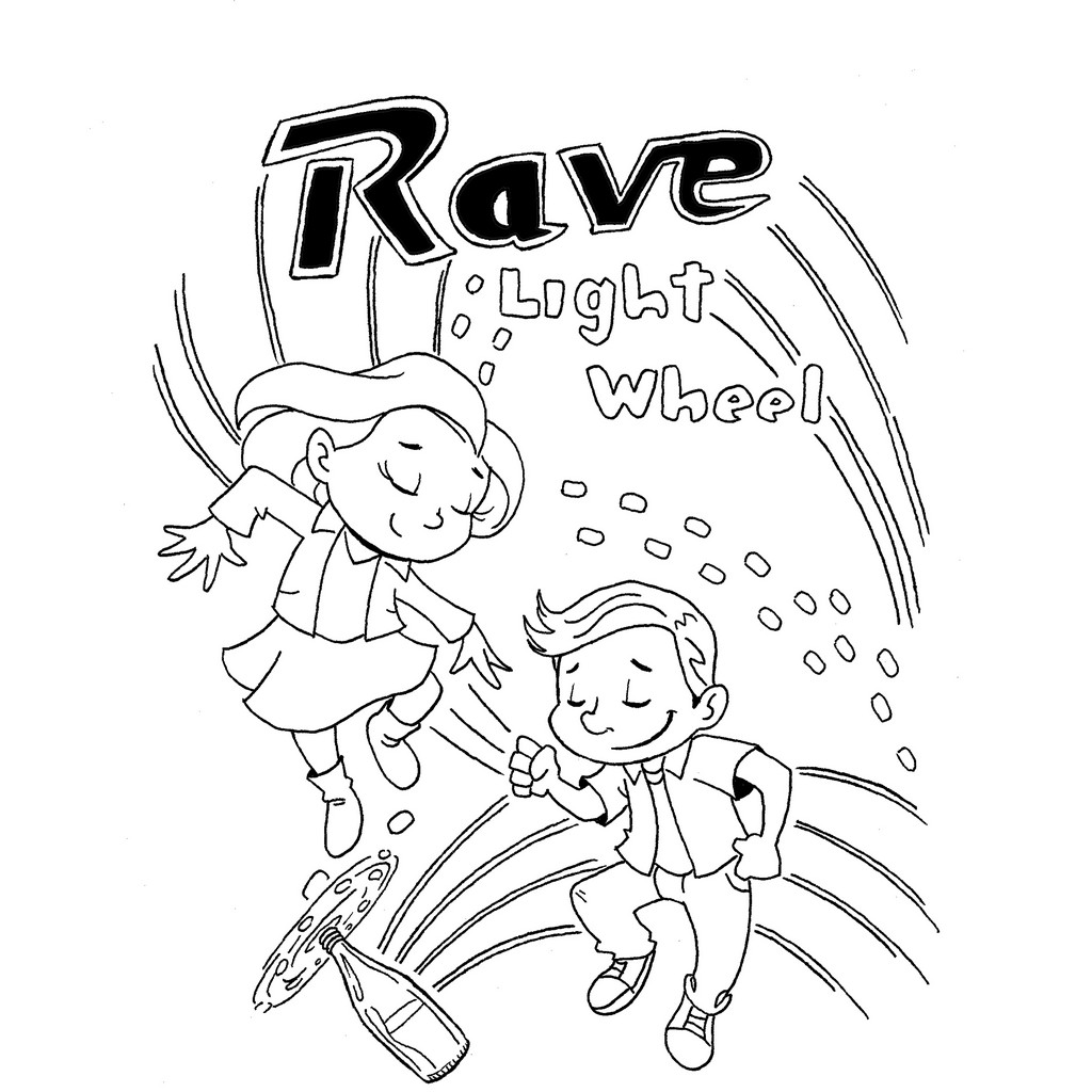 Down at the Rave image